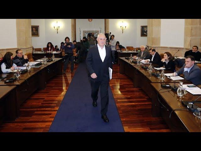 La Diputación celebra un pleno con sorpresas