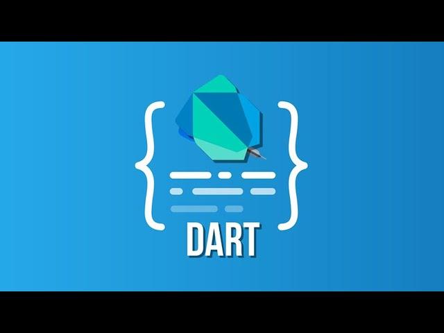 دورة مجانية  لتعلم الدارت Dart Programming Language