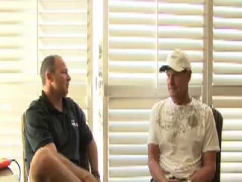 Greg Welch interviews John Duke on Philanthropy for Sportsgrants at San Diego Athlete Awards