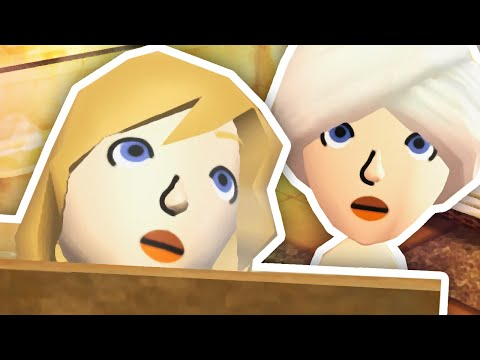 TAYLOR SWIFT'S BATH TIME..? | Tomodachi Life #6