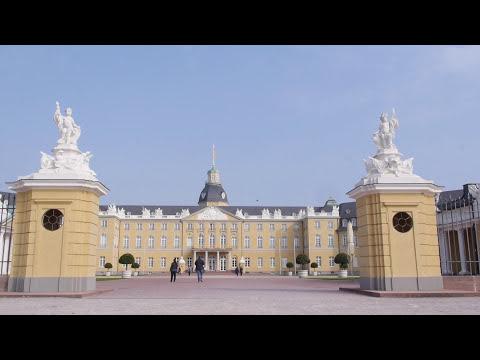 Karlsruhe, Sehenswürdigkeiten der ehemaligen Residenzstadt