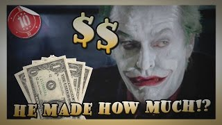 Top 10 Highest Paid Acting Performances of All Time