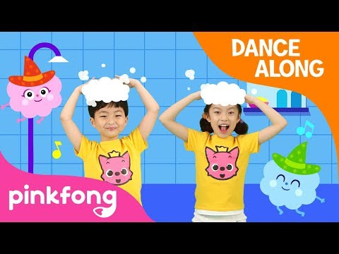 Wash My Hair | Shampoo Song | Dance Along | Pinkfong Songs for Children