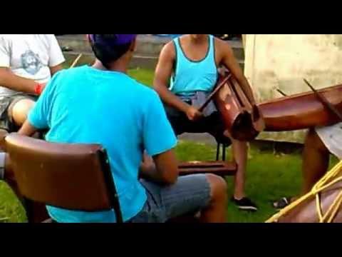 cook island drumming .SEHC boys