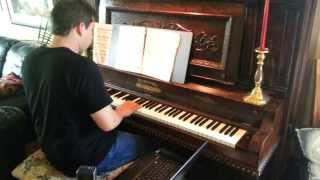 The Doors - Riders On The Storm Piano solo