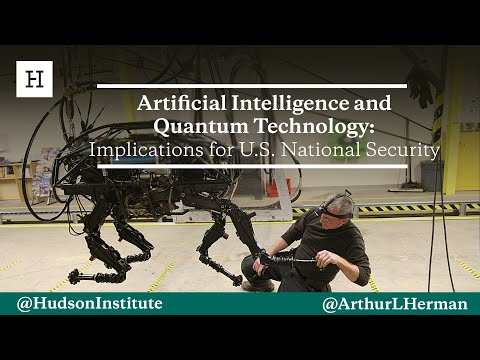 Artificial Intelligence and Quantum Technology: Implications for U.S. National Security
