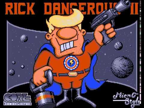 PC Longplay [712] Rick Dangerous II