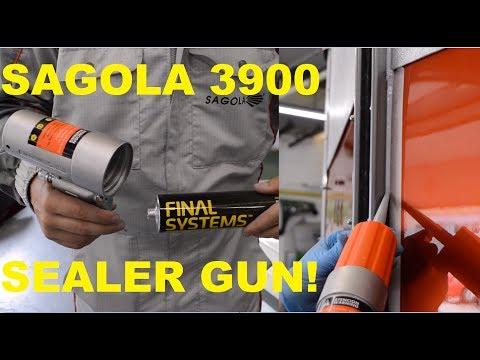 SAGOLA 3900 Plus Sealer gun