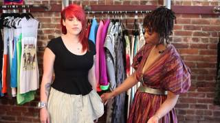 Ideas For Recycling Blouses : Recycling & Upcycling Your Wardrobe