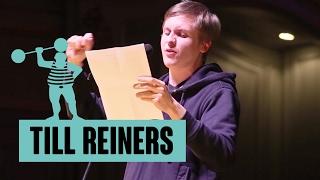 """Till Reiners: """"Ich will reich sein!"""""""