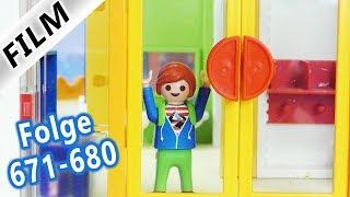 Playmobil Filme Familie Vogel: Folge 671-680 | Kinderserie | Videosammlung Compilation Deutsch