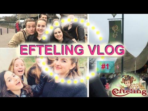 VLOG #1 !!!  - A DAY TO EFTELING II AÇELYA