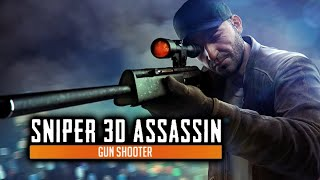 Sniper 3D Assassin Gameplay #8 (iOS & Android)