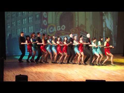 Медицинский институт Танцевальная композиция