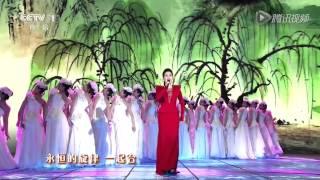 雷佳唱《好儿好女好江山》祝福祖国繁荣