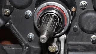 Замена КПП серии ЯМЗ 236 и ЯМЗ 238 на автомобилях МАЗ
