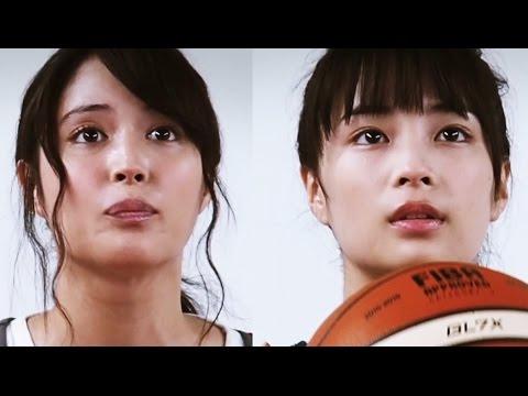 広瀬アリス・広瀬すずが華麗にバスケ対決!?広瀬姉妹バスケ対決