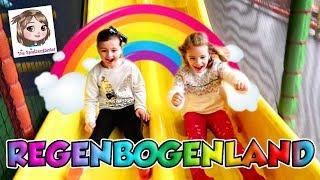 Hannah + Ava = Beste Freunde im INDOORSPIELPLATZ 😍 mit Geschichten & Spielzeug / Spielzeugtester