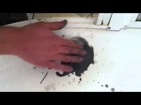 Repair a leaking hole in anything
