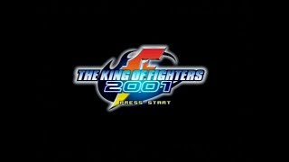 "[Ps2] Introduction du jeu ""The King of Fighters 2000/2001"" de SNK (2004)"