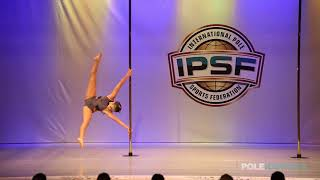 Dana Castillo - IPSF World Pole Championships 2018