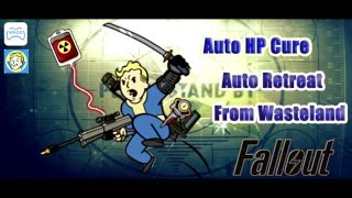 【Android】Fallout Shelter Auto Stimpaks, Auto Radaways & Auto Return from Wasteland