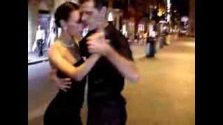 Fantastic Argentinian Tango Street Dance Accompanied By Armik's Lovely Music (Tropical Breeze) آرمیک thumbnail