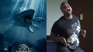 Jurassic World Movie REVIEW w/ SPOILERS!!!