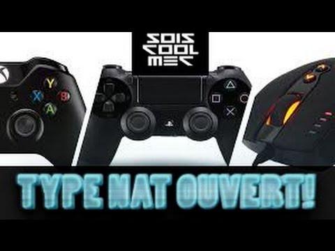 Comment Ouvrir son Type NAT! Tout les Jeux! PS4/XBOX/PC! Tuto!