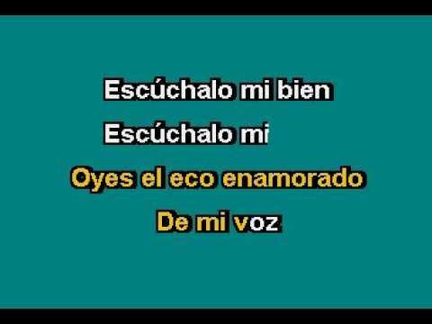 César de Guatemala   Mi plegaria Karaoke