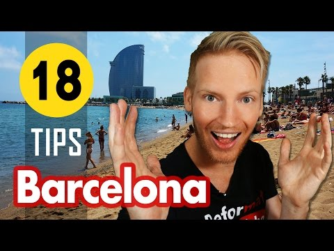 18 Travel Tips & Best Places in Barcelona