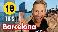 18 Secrets & Things to do in Barcelona