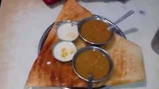 The best ever Masala Dosa... It is very delicious main course south...