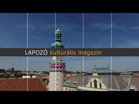 Lapozó - kulturális magazin - 2017.04.28. - Péntek - Sopron TV