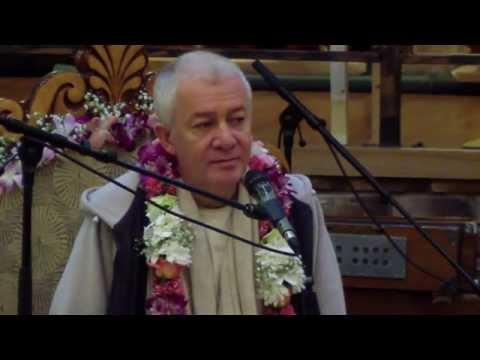 Шримад Бхагаватам 4.7.41 - Чайтанья Чандра Чаран прабху