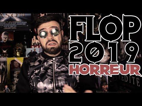 LES 10 PIRES FILMS D'HORREUR DE 2019 - FLOP 10
