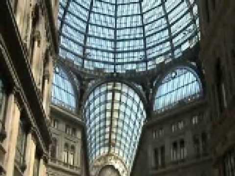 Napoles, turismo en Napoles - vacaciones en Italia