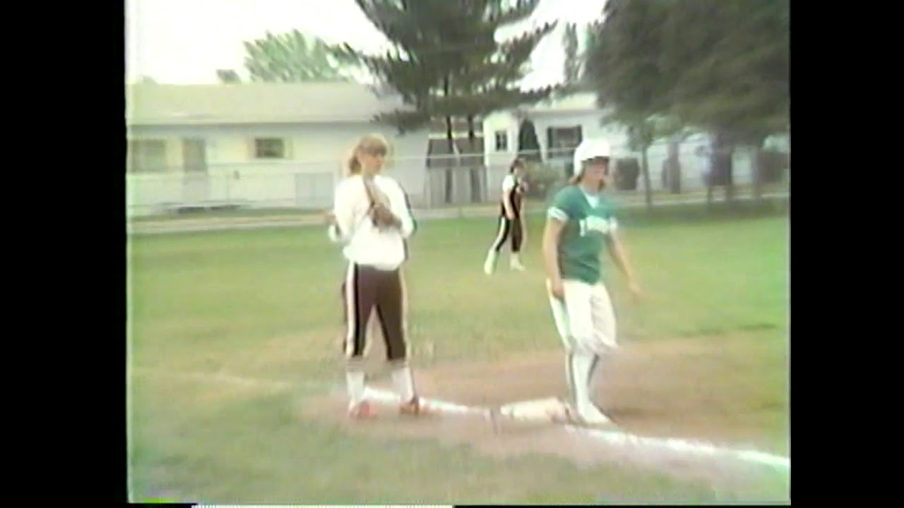 NCCS - St. John's Softball  5-21-87