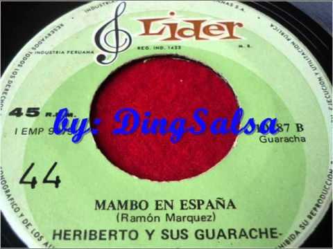 Heriberto Y Sus Guaracheros - Mocambo
