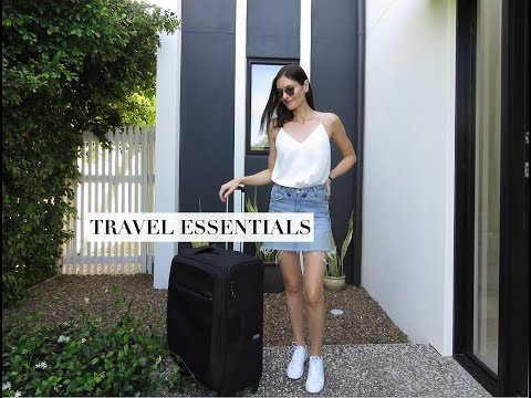 Travel Essentials | Natural, Organic and Cruelty Free Beauty