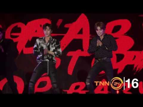 บรรยากาศงาน NCT U (TAEYONG X TEN) FAN MEETING In BANGKOK