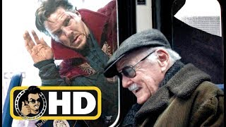 DOCTOR STRANGE (2016) Movie Clip - City Fight & Stan Lee Cameo |FULL HD| Marvel Superhero