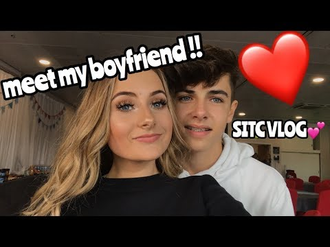 MEETING MY BOYFRIEND FOR THE FIRST TIME !!😱 *SITC VLOG*