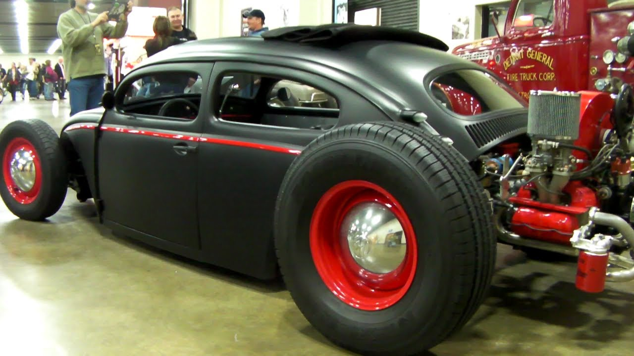rat rod vw beetle youtube. Black Bedroom Furniture Sets. Home Design Ideas
