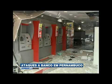 Quadrilha do novo cangaço faz assaltos em série a bancos