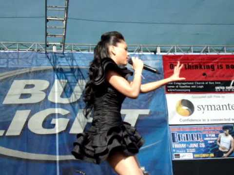 Kat DeLuna - Whine Up (Spanish) (Live at San Jose Gay Pride)