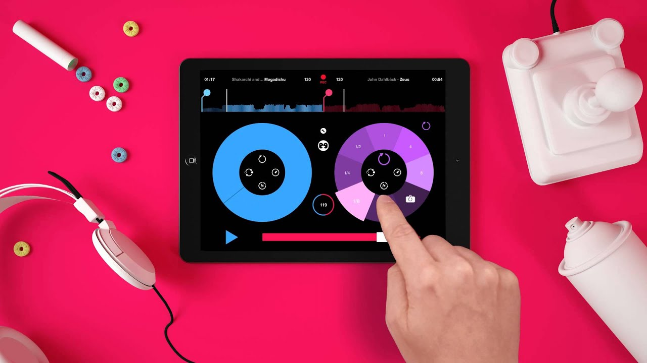 Pacemaker - The groundbreaking DJ app for iTunes and Spotify