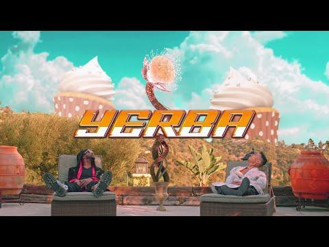 Смотреть клип Alek Sandar Ft. Juicy J - Yerba