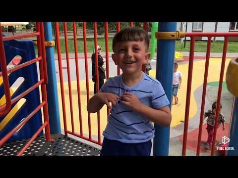 Çocuk Videoları. Afacan Kuzenler Sahil Parkta çok Eğleniyor. Park Günlükleri #2 #funnykids