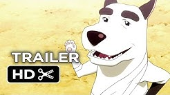Welcome To The Space Show Official Trailer (2014) - Family Anime Adventure Movie HD